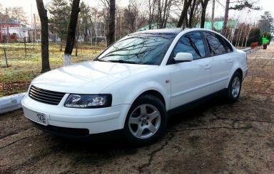 Volkswagen Passat 1998 отзыв автора | Дата публикации 24.09.2015.