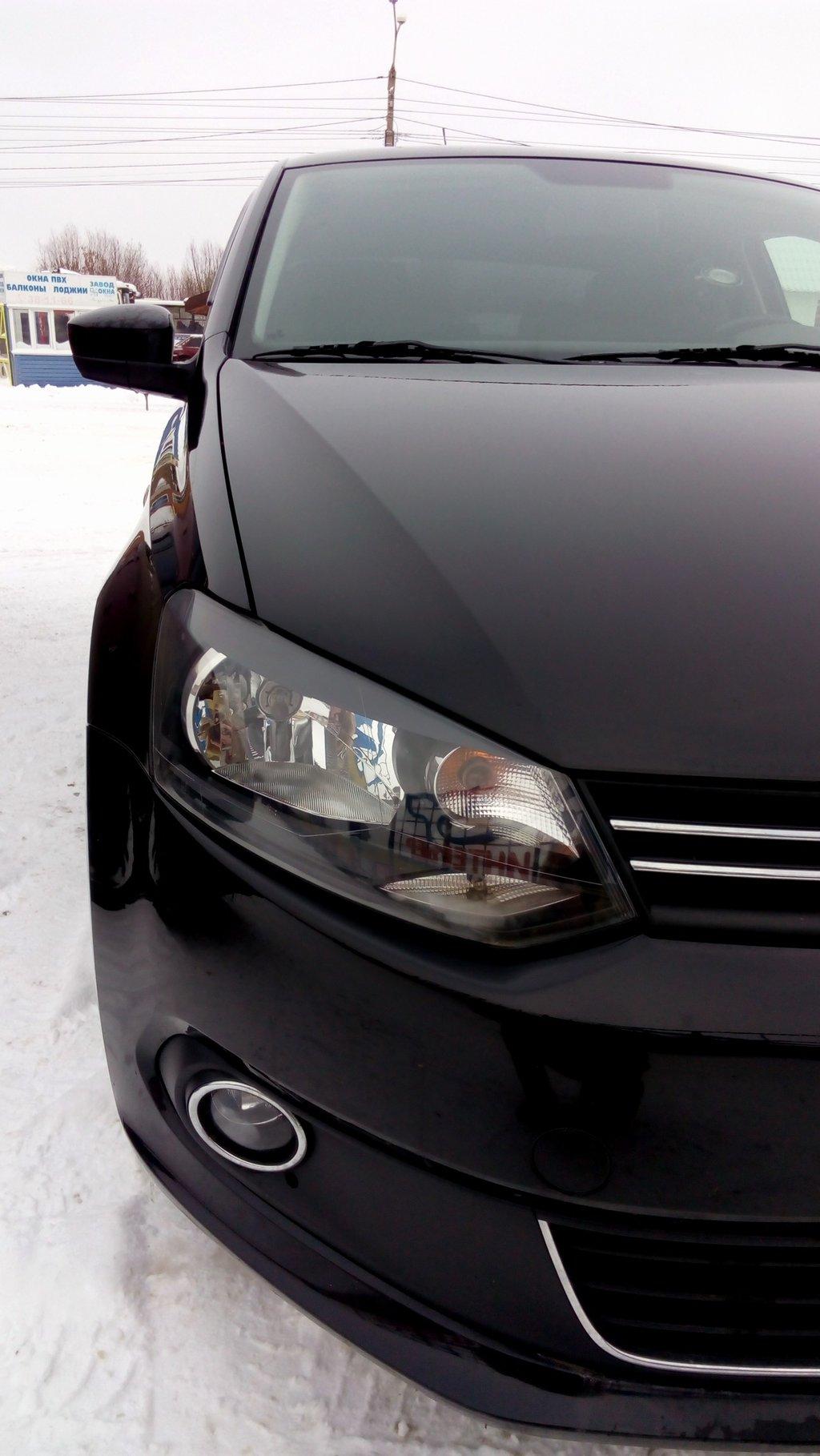 Volkswagen Polo 2012, 1.6 л., Вот и настало время писать отчет об ... 5cb5f41153c