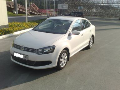 Volkswagen Polo 2013 отзыв автора | Дата публикации 04.09.2015.