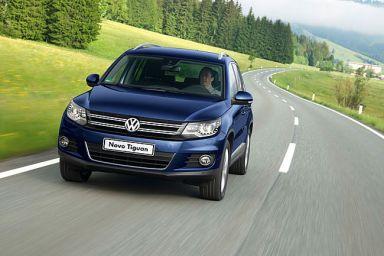 Volkswagen Tiguan 2013 отзыв автора | Дата публикации 08.05.2015.