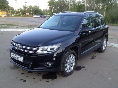 Volkswagen Tiguan 2013 отзыв автора | Дата публикации 29.06.2015.