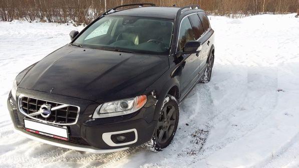 Volvo 240 2012 - отзыв владельца
