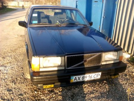 Volvo 740  - отзыв владельца