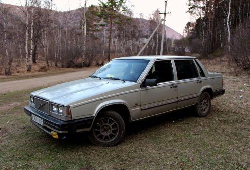 Volvo 760 1984 - отзыв владельца