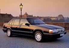 Volvo 960, 1991