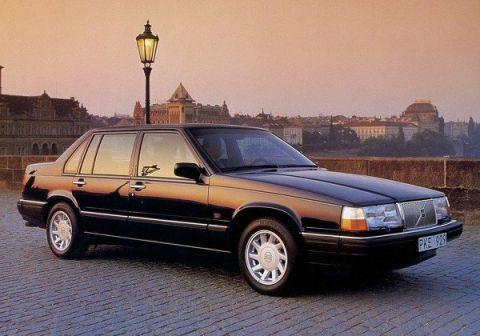 Volvo 960 1991 - отзыв владельца