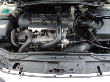 Volvo S60 2001 - отзыв владельца