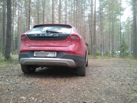 Volvo V40 2013 - отзыв владельца