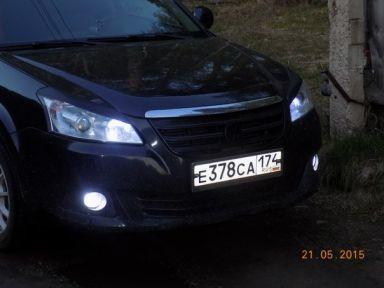 Vortex Estina, 2012