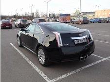 Cadillac CTS, 2011