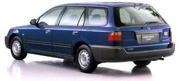 Honda Partner 1997 - отзыв владельца