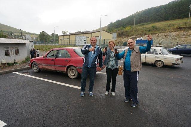 русскую девку взяли покататься на машине фото
