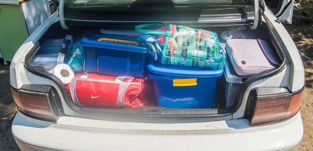 Решили купить по совету бывалых путешественников несколько коробок, и в них  сложили отдельно обувь, одежду и разные причиндалы. Гораздо удобнее  упаковывать ... 25013755040