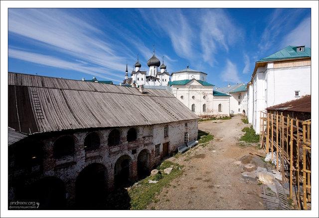 как русские американцы съездили от соловков до волгограда часть 1