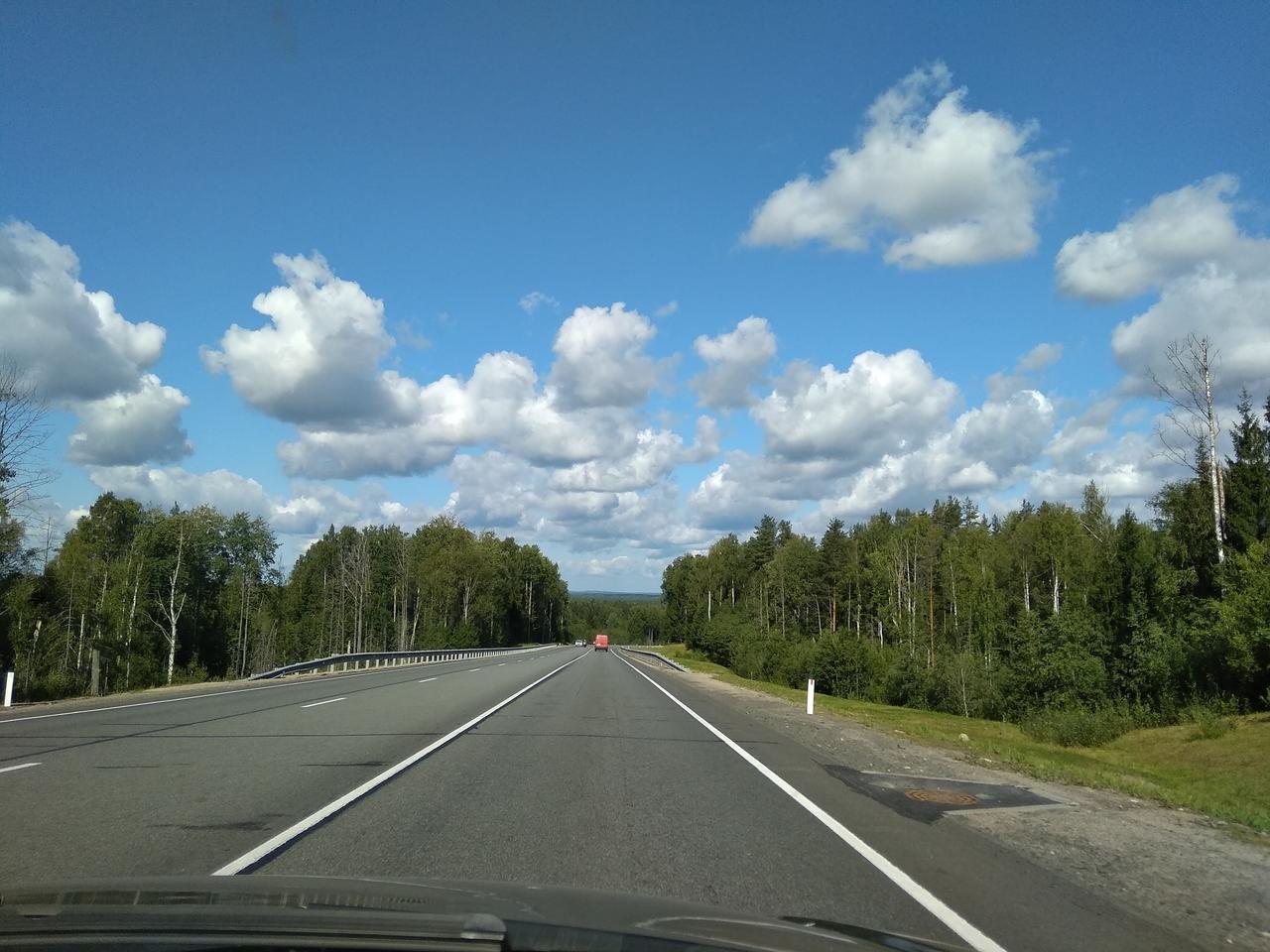 fdc6b42a83045 Дорога на север — это не только полторы тысячи вёрст дороги, но и  достаточное количество различных интересных мест, первым был палеовулкан  Гирвас. Немногим ...