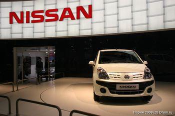 Nissan Pixo - мировая премьера