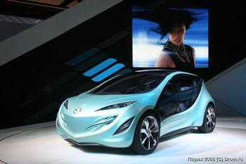 Mazda Kiyora - мировая премьера салона