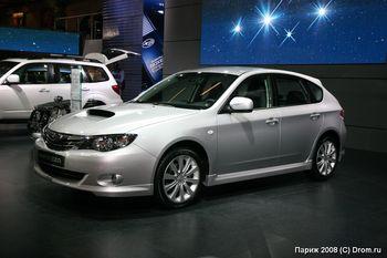 Subaru Impreza с дизельным мотором