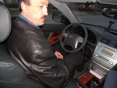 Директору новосибирского представительства Drom.ru, видимо, требуется автомобиль побольше :)))