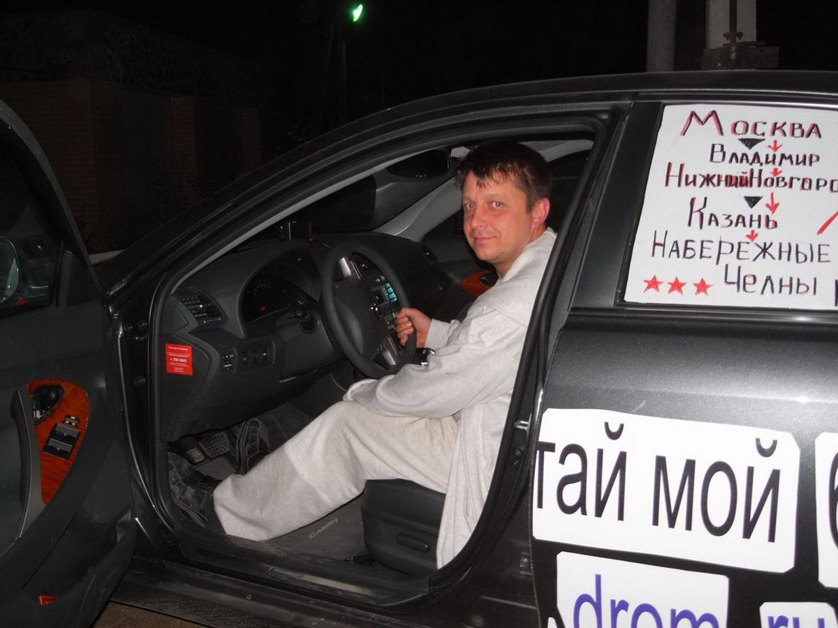 """Верещагин Владислав, на ком держится AMAYAMA cars в Новосибирске, был суров, но отдал должное """"бегемотику"""" и пожелал доброй дороги."""