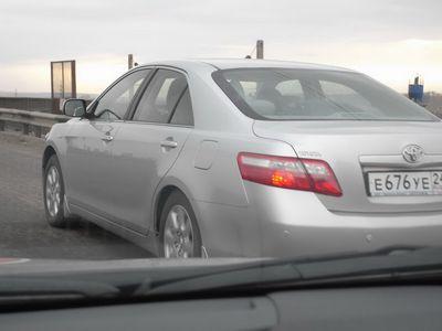И поехали «престарелые» хондоводы на «Красное Кольцо», не спеша поехали... А как спешить на Тойоте?