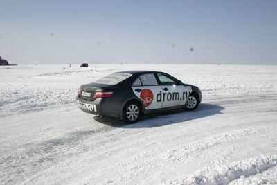 Русская Toyota Camry