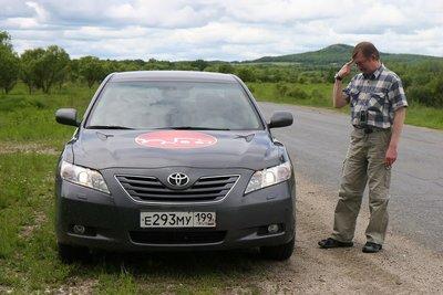 Игорь У-2 в раздумьях: «Интересно, а этот русский автомобиль — еще волокуша или уже нет?»