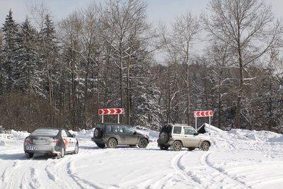 Toyota Camry в Лазовском районе Приморского края