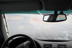 Езда без работающего стеклоомывателя опасна