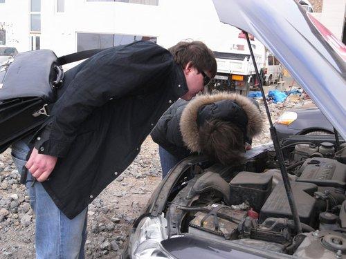 Сверка номера двигателя при продаже машины