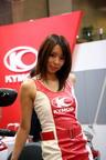 Девушки на Токио Мотор Шоу 2009