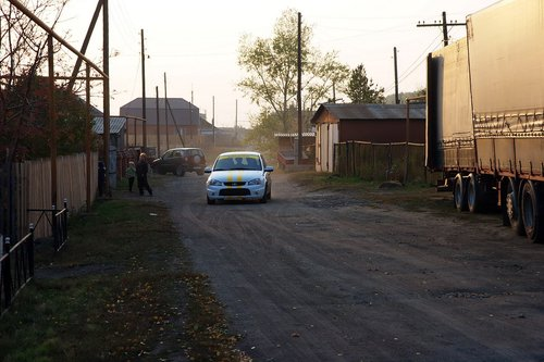 Тест-драйв у Володи в деревне под Челябинском