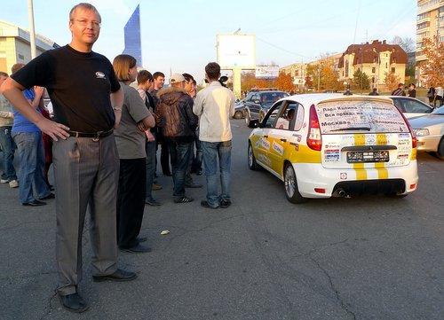 Встреча в Хабаровске