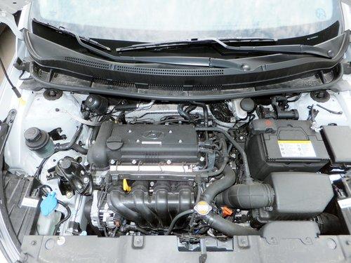 1,6-литровый двигатель Hyundai Solaris
