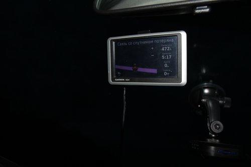 Битва гигантов. FM модулятор против навигатора. Garmin повержен