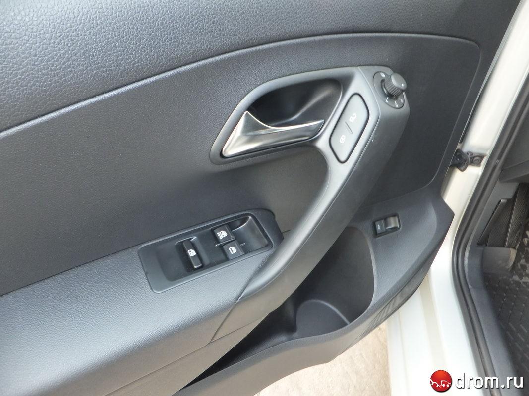 фольксваген поло седена водительское окно не открывается
