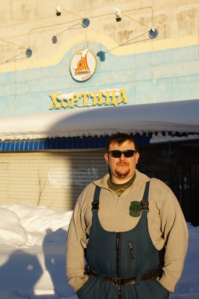 Кусочек Украины в Сусумане