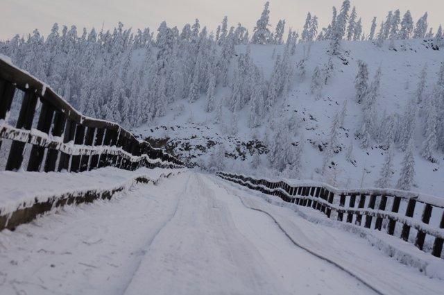 Мост на Томтор