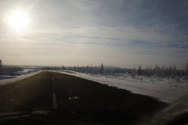 Бескрайняя Якутия