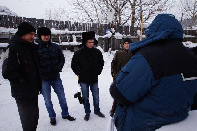 Дромовстреча в Алдане
