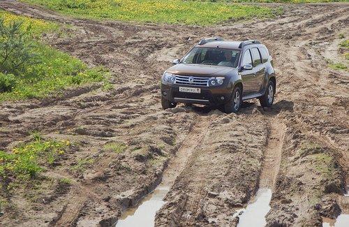 Обзор Duster из пресс-парка Renault и вопросы к заводу-изготовителю