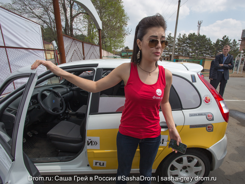 Такси секс видео русское в калине
