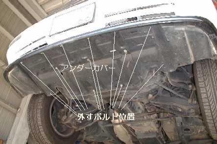защита днища Toyota Crown
