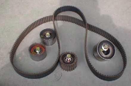 ремень ГРМ на Subaru Legacy (EJ18).