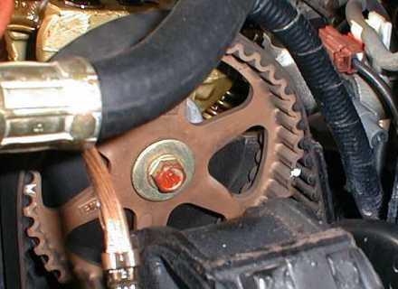 ремень генератора honda accord 1995