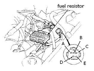 резистор инжекторов