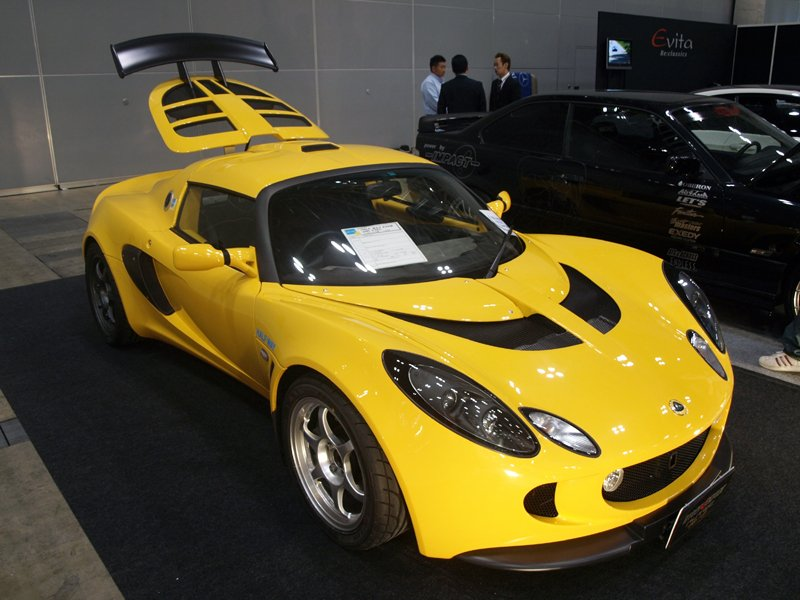 Lotus Exige.