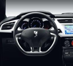 Рулевое колесо Citroen DS3