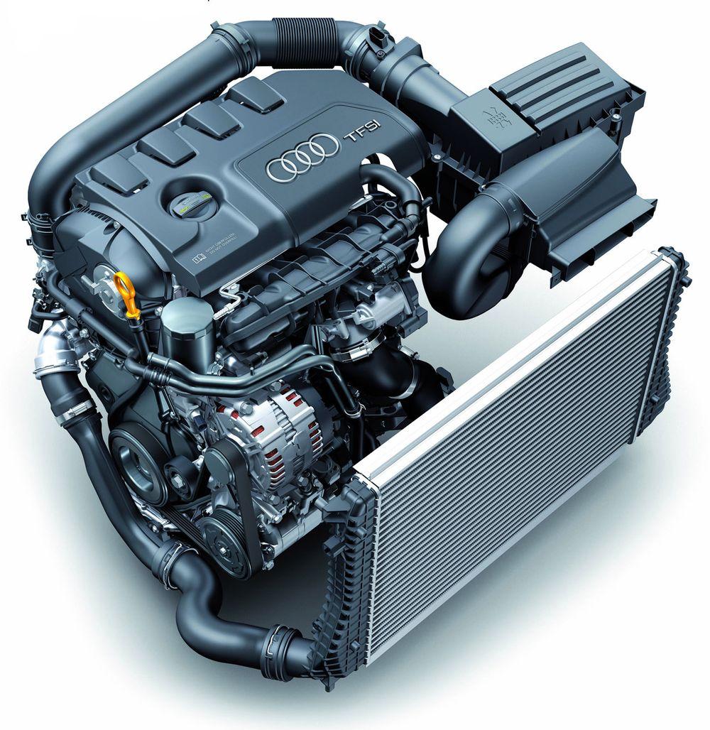 2.0L TFSI Turbocharged DOHC I-4 (Audi A4)