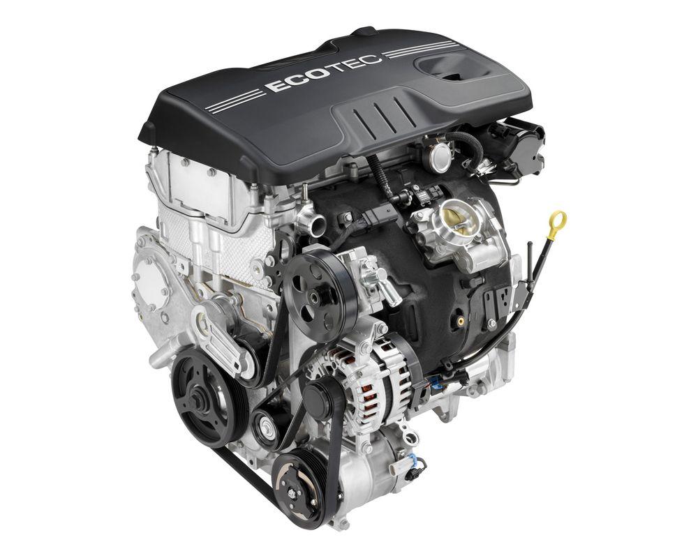 2.4L Ecotec DOHC I-4 (Chevrolet Equinox)